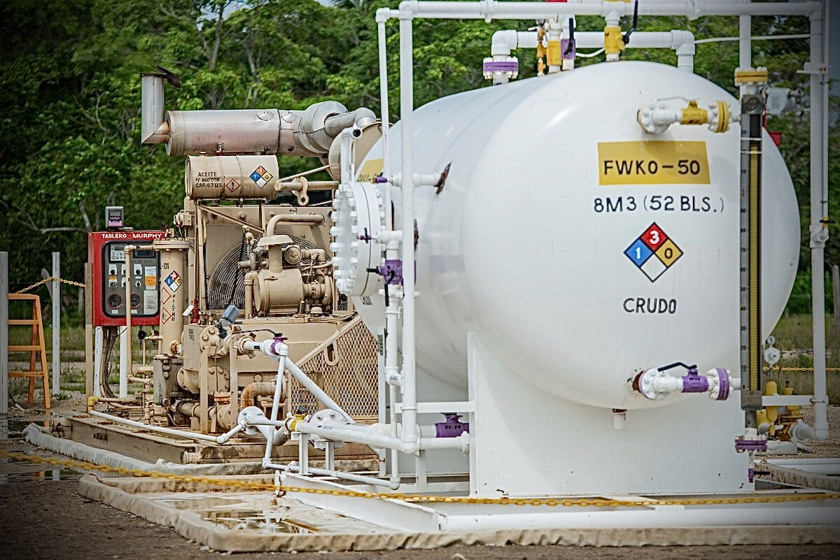 Ventaja principal del bombeo hidráulico tipo jet para el incremento de la producción de petróleo