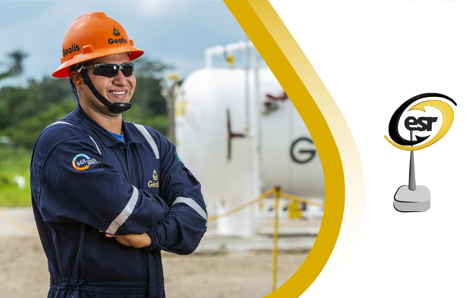 Geolis recibe distintivo ESR® por su desempeño en sustentabilidad.
