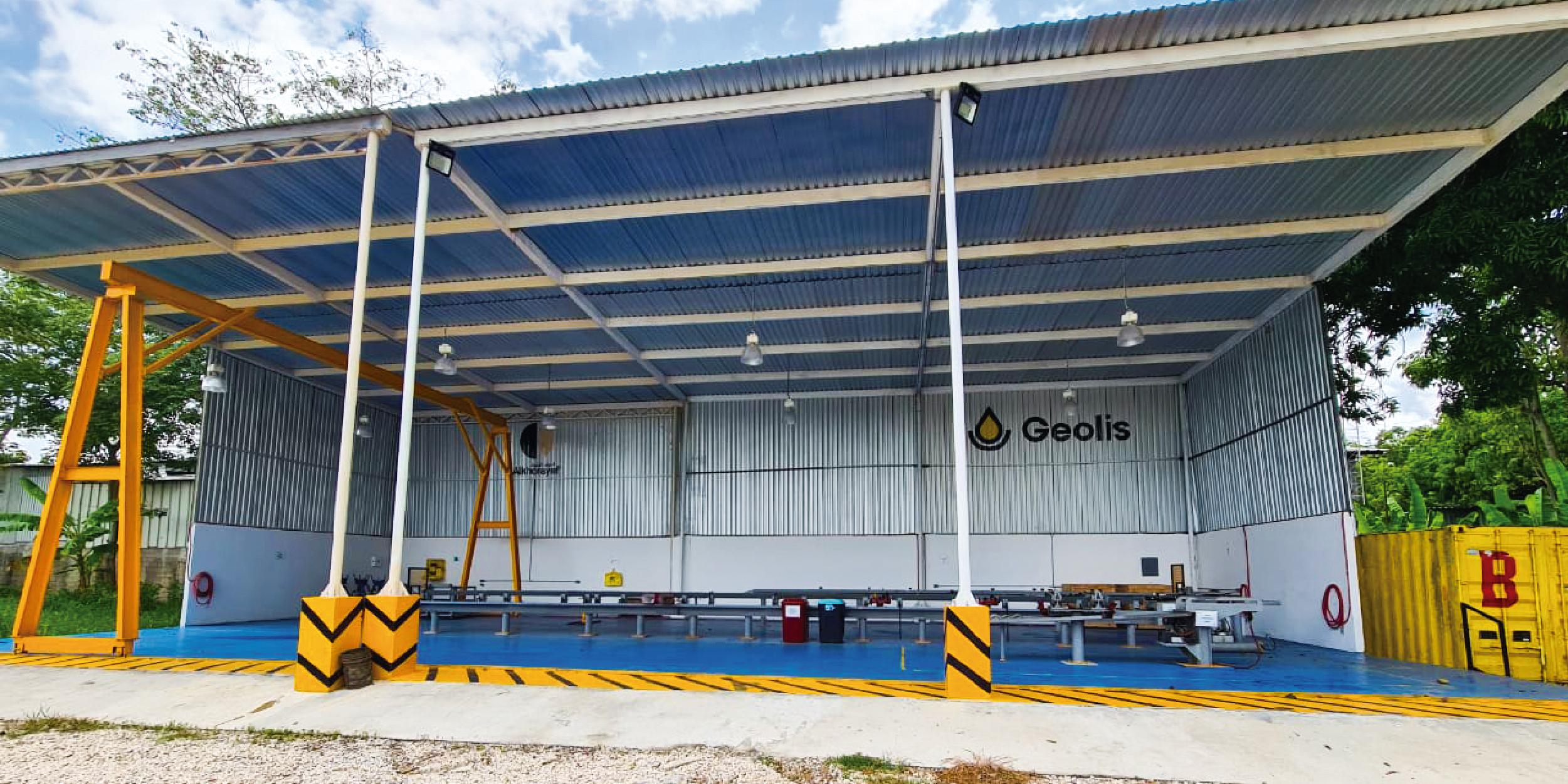 Protocolo de ingreso y estancia en instalaciones de Geolis