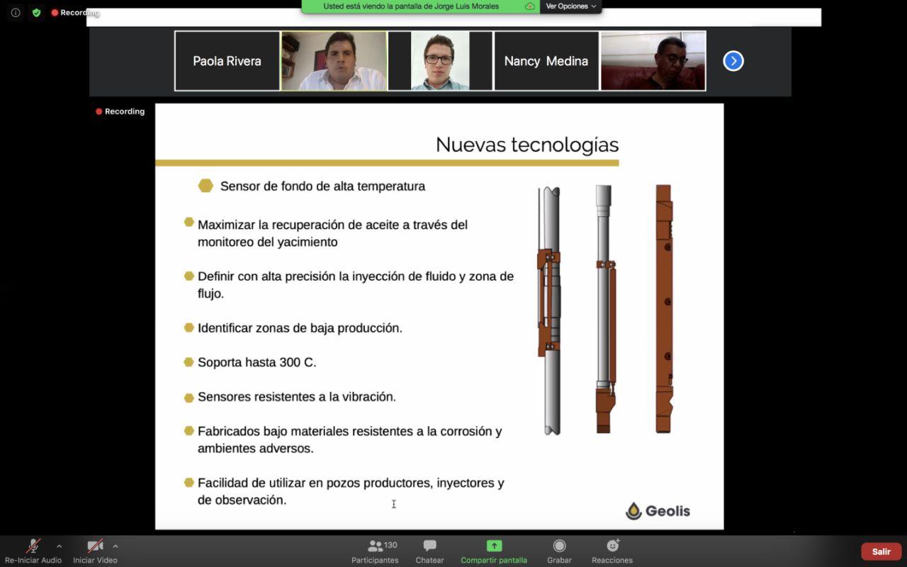 Geolis participa en Semana de la ingeniería de la Universidad Anáhuac Veracruz