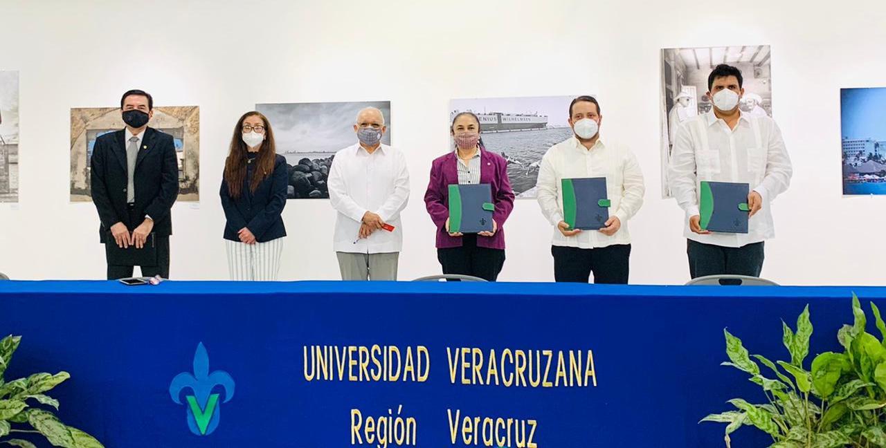 Geolis firma convenio de colaboración con la Universidad Veracruzana, que impulsa patentes e innovación en el sector energético