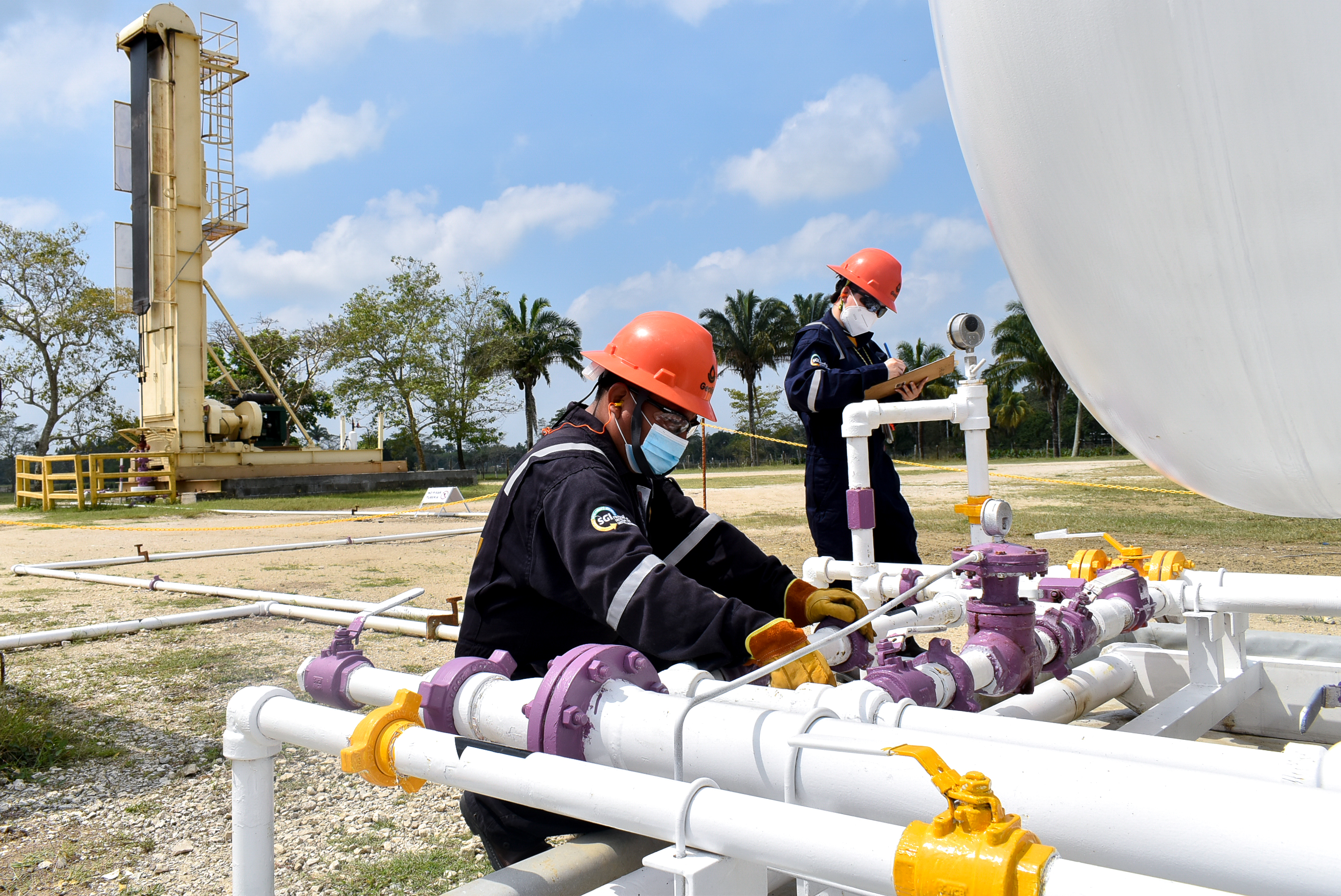 Geolis apertura sucursal de operaciones en Colombia, e imparte primer curso de Jet Pump.